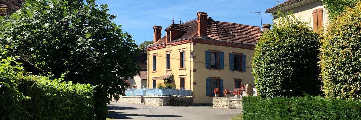 Gîte villa Mouchoux (64)